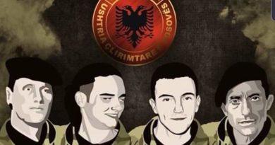 Gjeneralet Bekim Berisha -Abeja ,Bedri Shala me Bashkëluftëtar ishin tmerri i Serbisë
