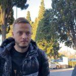 Amir Rrahmani në Napoli