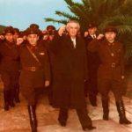 Poezi për shokun Enver Hoxha