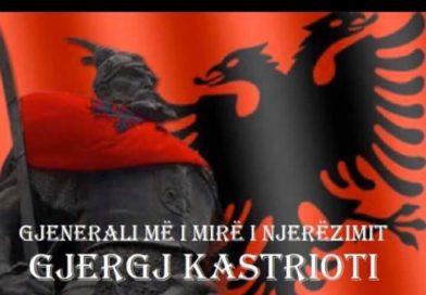 Prof.Dr.Blerim Latifi -Skënderbeu Baba i Kombit