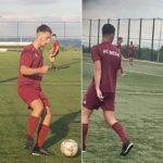 Avdullah Lushi një top futbollist