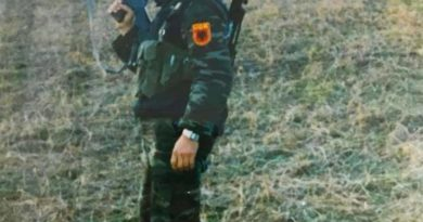 20 Vite pas shkrim nga veprimtari Shefqet Gashi për Heroin Skender Gashi
