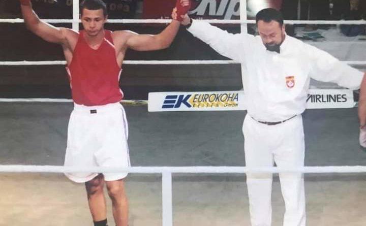 Bashkim Xhigoli Referi Legjendar i Boksit shqiptar