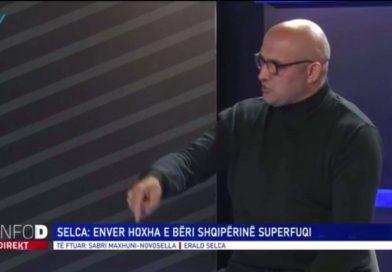 Askush si Enveri nuk nderoi Skënderbeun dhe Vlerat Kombëtare