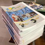 Fronti Popullor uron 27 Vjetorin e Zog Mëngjesit revistes së njohur për fëmijë