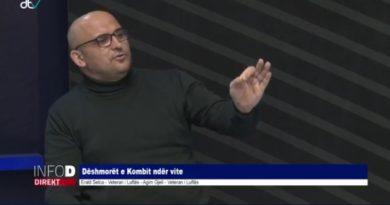 Selca:Serbia duhet të jetë në Hagë , e jo çlirimtaret tonë