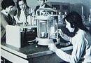 Foto nga puna në laboratoret shqiptare dikur
