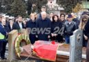 Në varrim dhe të pame të Nexhmije Hoxhes Agim Xhigoli Kryetar i Frontit ishte me qindra Enveristë nga Kosova